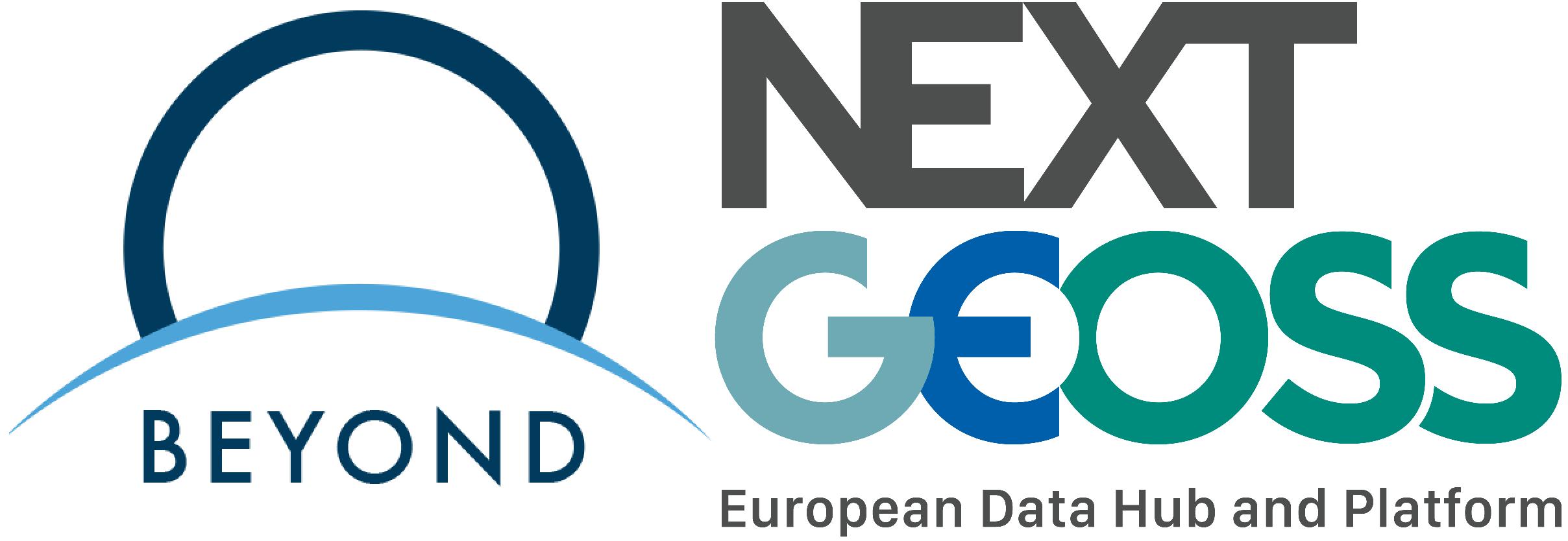 NextGEOSS & BEYOND Logo